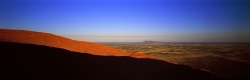 Ayers Rock On Top of sky: Blur x2, Ground: Sharpen 100,3,10 Ll225, SAT20, BC1020, Ayers Rock from the TOP 38cm 180321: Ll235