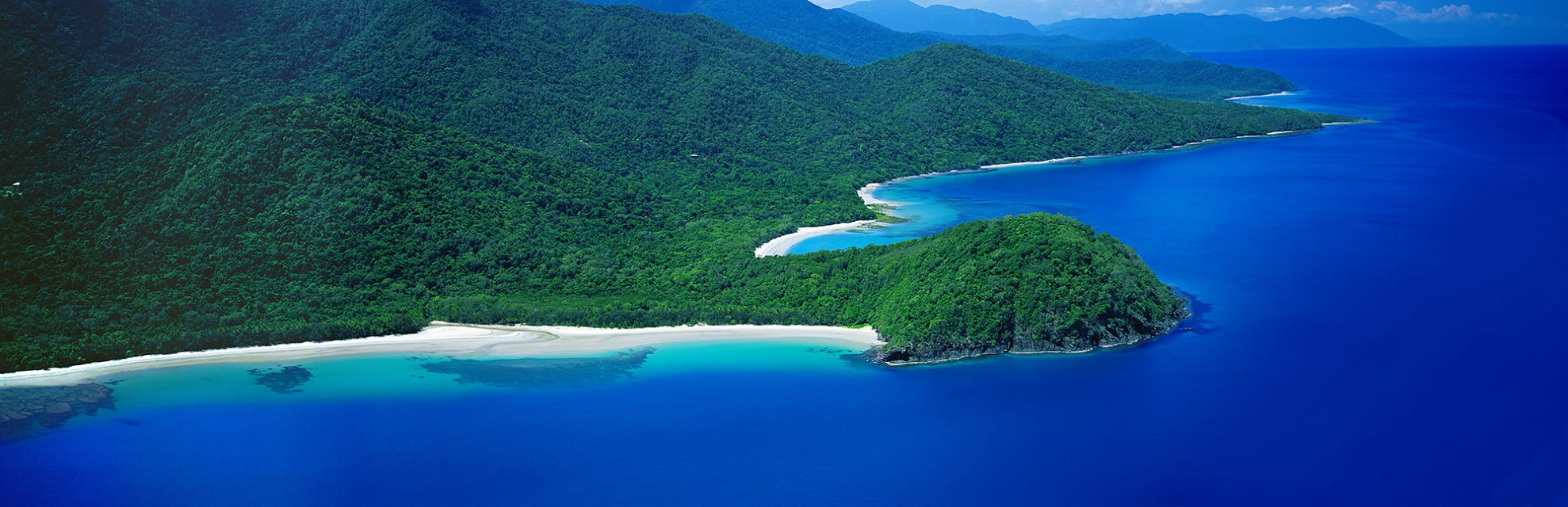 Cape-Tribulation-aerial-beach-rainforest-buy-limited-edition-photography-ric-steininger-gallery-Cape-Tribulation